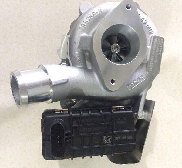 Работа турбокомпрессора. Диагностика и ремонт турбины Форд Транзит