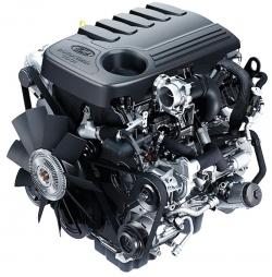 Диагностика двигателя Форд Транзит