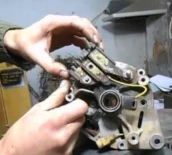 Ремонт генератора Форд Транзит