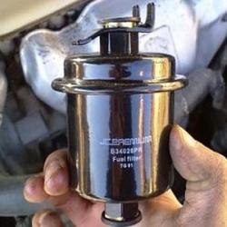 Замена топливного фильтра Форд Транзит дизель