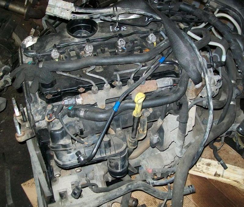 Ремонт двигателя форд транзит дизель своими руками 113